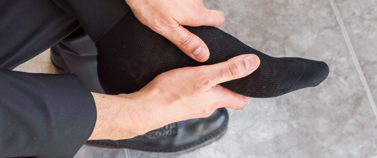 Sore Feet After a Long Shift? Find the Best Insole for Foot Pain